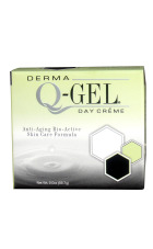 CoQ10 Skin Care | Derma Q-Gel CoQ10 Anti-Aging Skin Cream, Paraben-Free Skin Care