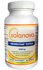 100% Natural Supplements  |Nexrutine Extra 500mg - With Natural Cox 2 Inhibitor